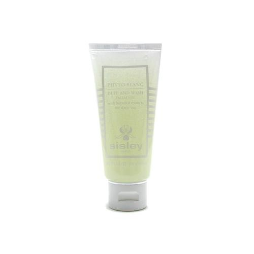 Sisley Phyto- Blanc Buff & Wash Facial Gel, 3.5-Ounce Tube