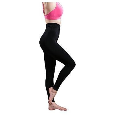 WYFC Pantalon de yoga Leggings Collants Avion-école Danse Yoga Séchage rapide Haute élasticité Fitness Taille médiale Elastique Vêtements de