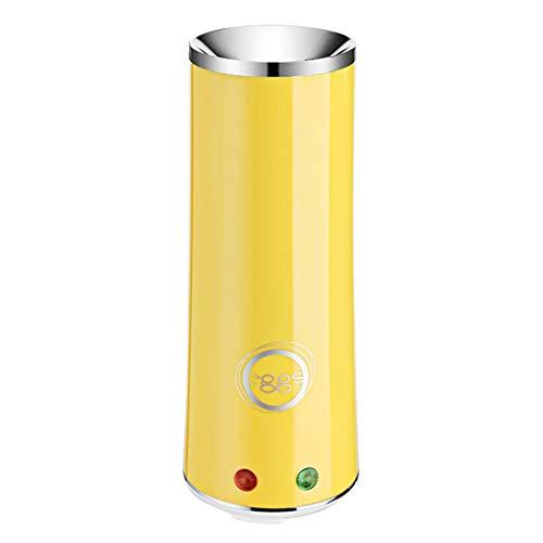 NOKUN Egg Cup Egg Roll Machine Multi-Function Breakfast Machine Omelette Egg Bag Sausage Crispy Machine Household Mini,Yellow