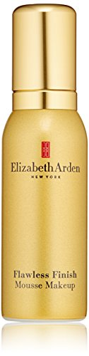 Elizabeth Arden Vanilla Foundation - Elizabeth Arden Flawless Finish Mousse Makeup Vanilla 22 50ml