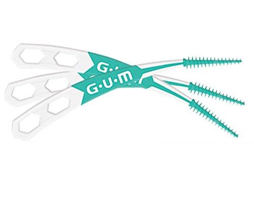 GUM Soft-Picks Advanced ''BULK (Total 220) 110 Envelops of 2 Picks''