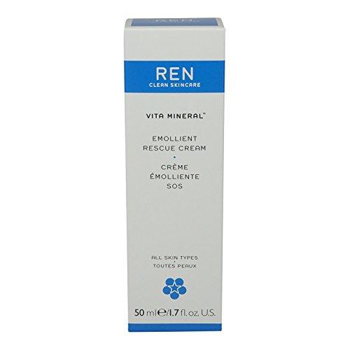 (Ren Vita Mineral Emollient Rescue Cream (All Skin Types) 50Ml/1.7Oz)