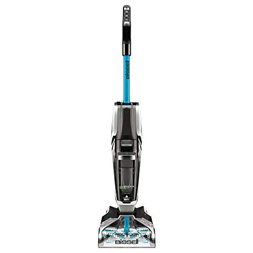 (BISSELL Jet Scrub Max Pet Upright Carpet Cleaner, 25299)