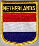 Holland, Netherlands Country Flag Embroidered Patch T7