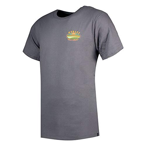Hurley M Surf and Enjoy S/S heren T-shirt