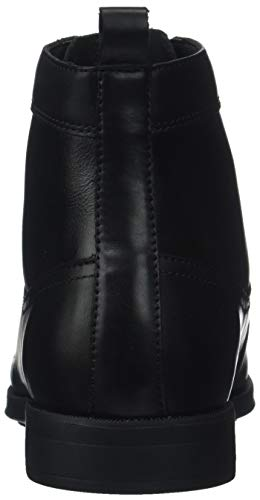 Hombre Botas Geox Np Clasicas Abx Para black Wide U Hilstone C9999 C pqnwqxgFzH