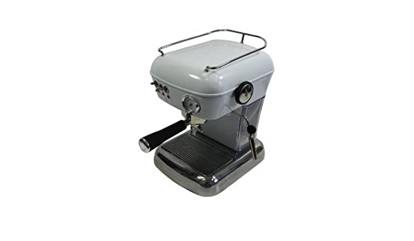 Ascaso DR.20UK Dream Versatile Coffee Machine, Cloud White by ...
