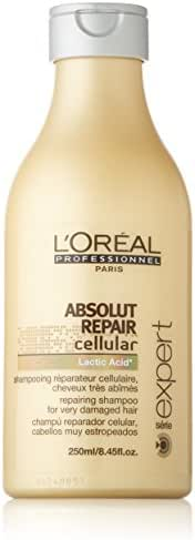 Shampoo & Conditioner: L'Oreal Professional Absolut Repair