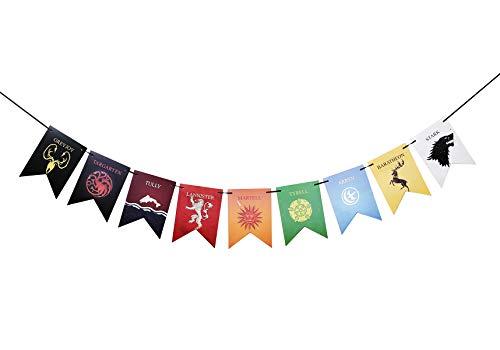 Banners & Garlands