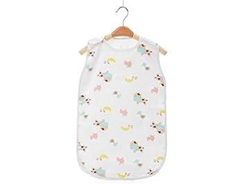 JxucTo Saco de dormir para bebés Toalla de dibujos animados de algodón Albornoz de bebé para