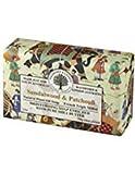 Australian Soapworks Wavertree & London 200g Soap Set of 4 - Sandalwood & Patchouli