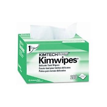 Kimtech Science Delicate Task Wipes 12 Pack Kimwipes KCC34155-12