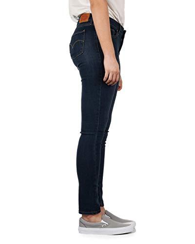 32 711 F Bleu Levis Jeans Skinny 32 Ag6na1xa
