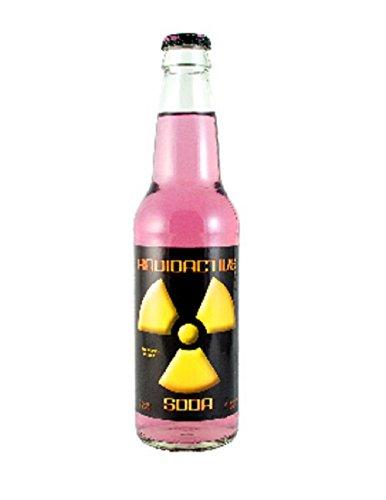 Radioactive Mulberry Martian Soda - Individual Bottle