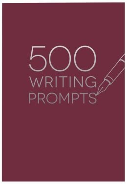 Price comparison product image 500 Writing Prompts