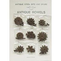 Partrade ~Antique Rowel Card T
