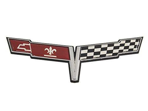 1980 Corvette Front Emblem