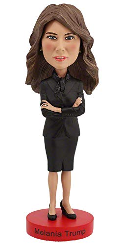Royal Bobbles Melania Trump