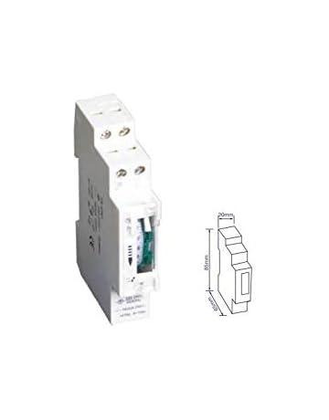 0400269 - Programador mecanico diario carril DIN ref.040