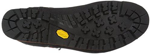 0935 Rouge Chaussures Papavero de GTX Ms Crow Black Salewa Noir Homme Randonnée qw40Px