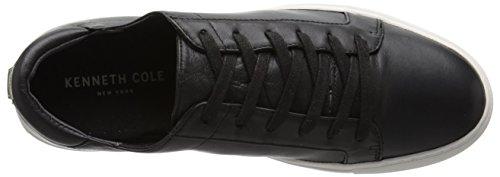 Kenneth Cole New York Kvinna Kam Mode Sneaker Svart Läder