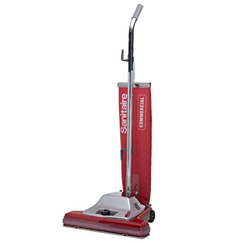 Sanitaire Tradition Wide Track Upright Commercial Vacuum, SC899F