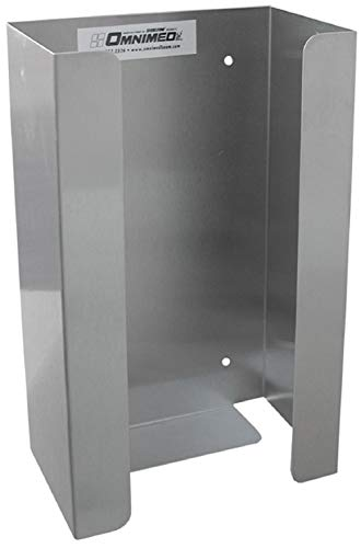Stainless Steel Single Glove Box Holder, Stainless -