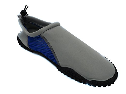 Aqua � Mens Grey Drying Light Waterproof Cobalt Colors Quick Water Shoes Assorted rxxtYn4