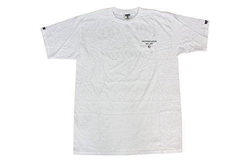 Crooks & Castles Herren T-Shirt weiß weiß