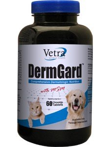 Vetra DermGard 60 chews by Vetra