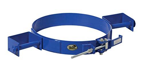 Vestil Tilting Drum Ring - 30-Gallon, Powder-Coat Finish, Model# TDR-30 by Vestil