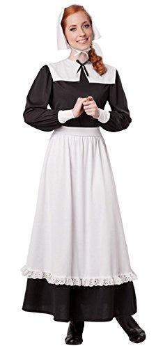 (Pilgrim Woman Adult Costume)