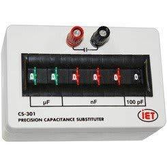 IET Labs CS-301 CS Series Precision Capacitance Substituter