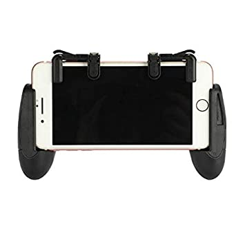 Pubg Game Gamepad For Mobile Phone Game Con!   troller Shooter Trigger - pubg game gamepad for mobile phone game controller shooter trigger fire button for ios iphone x