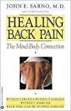 img - for Healing Back Pain 1st (first) edition Text Only book / textbook / text book