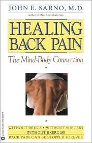 Healing Back Pain first Text product image