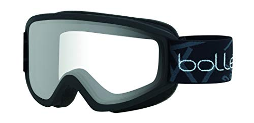 Bolle Freeze Clear, Matte Black, Medium