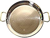 Garcima Stainless Paella Pan (26 inches/65 cm)