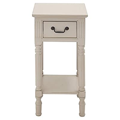 Deco 79 Wood Accent Table