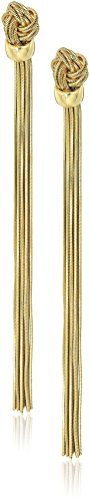 House of Harlow 1960 Ulli Fringe Drop Earrings