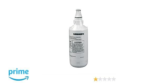 Liebherr 7440002 Original filtro de agua para nevera Liebherr ...