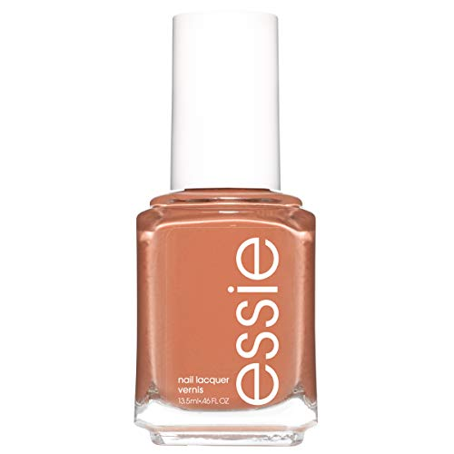 essie Nail Polish Rocky Rose Collection, Milky Brown Nude/Cliff Hanger, 0.46 Fluid Ounce