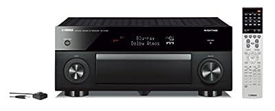 Yamaha RX-A1060BL 7.2 Channel Network AV Receiver