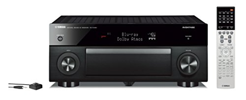 Yamaha RX-A1060BL 7.2 Channel Network Aventage AV Receiver