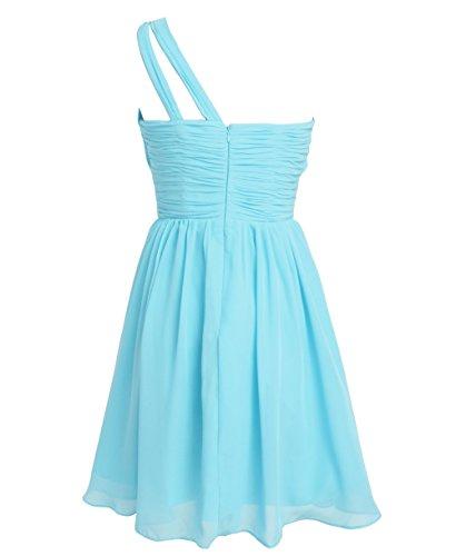 maniche Vestito Donna Senza Bridal Mall Rosa qtTwff