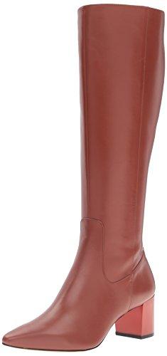 Calvin Klein Women's Nolina Engineer Boot Brandy kEsFq