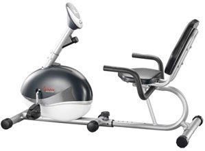 Magnetic Recumbent Bike Frictionless Stationary Recumbent Bicycle Healiohealth