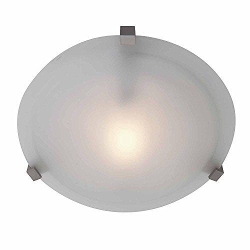 Access Lighting 50061-SAT/FST Cirrus Flush Mount Ceiling Light by Access Lighting
