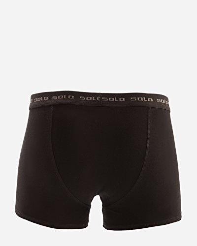 Klassische Solo® Herren Boxershorts- Cotton Stretch, Trend und Komfortable  Boxershorts von Solo® ...