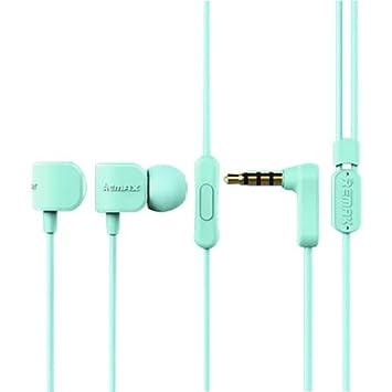 Auriculares Deportivos de bajo Peso con Cable en la Oreja con ...